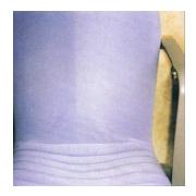 ソファーの再染色