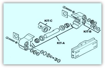 PUMP PARTS KITS Model-112